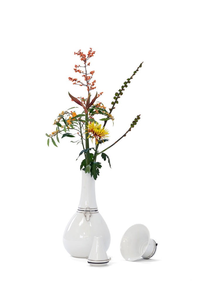 flexvase flowers highinsert set