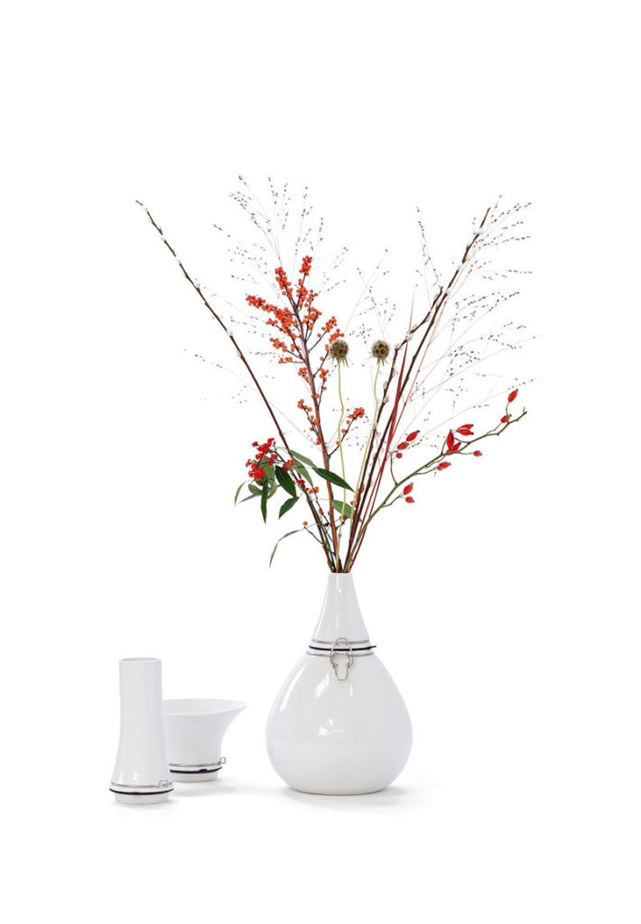 flexvase flowers smallinsert set