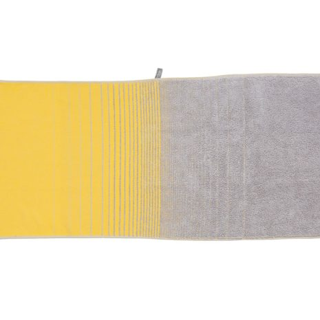 twotowel musterdyellow warmgrey overview
