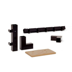 coatrack shop black