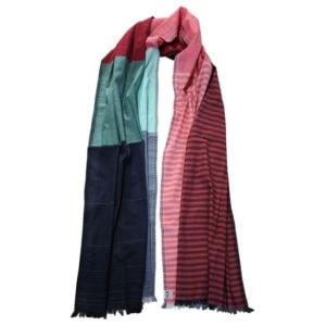 fibonacci fabrics shawl multi l shop