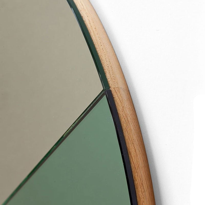 moonrise mirror green detail square