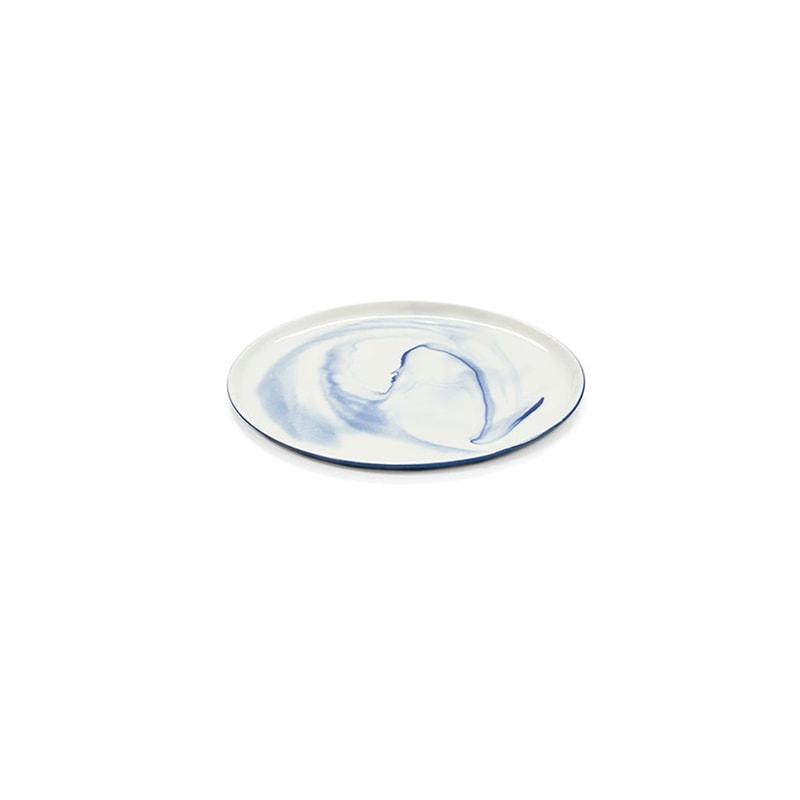 pigments porcelain plates s cobaltblue perspective shop