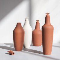 tap water carafe stoneware terracotta shop