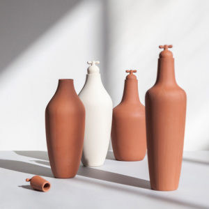 tap water carafe stoneware terracotta shop