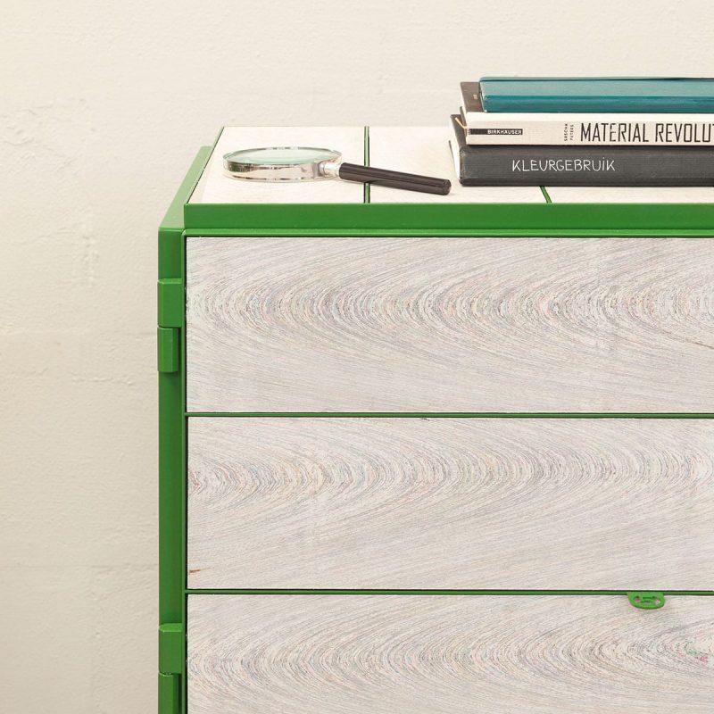 vij5 framed cabinet 4x2 door custom size custom colour ral6010 image by vij5 9