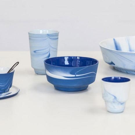 vij5 pigments porcelain blauweserie