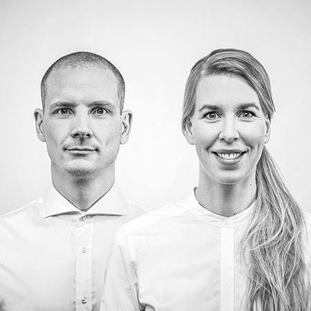 portret ontwerpduo zwart wit door jeroen van der wielen wordpress