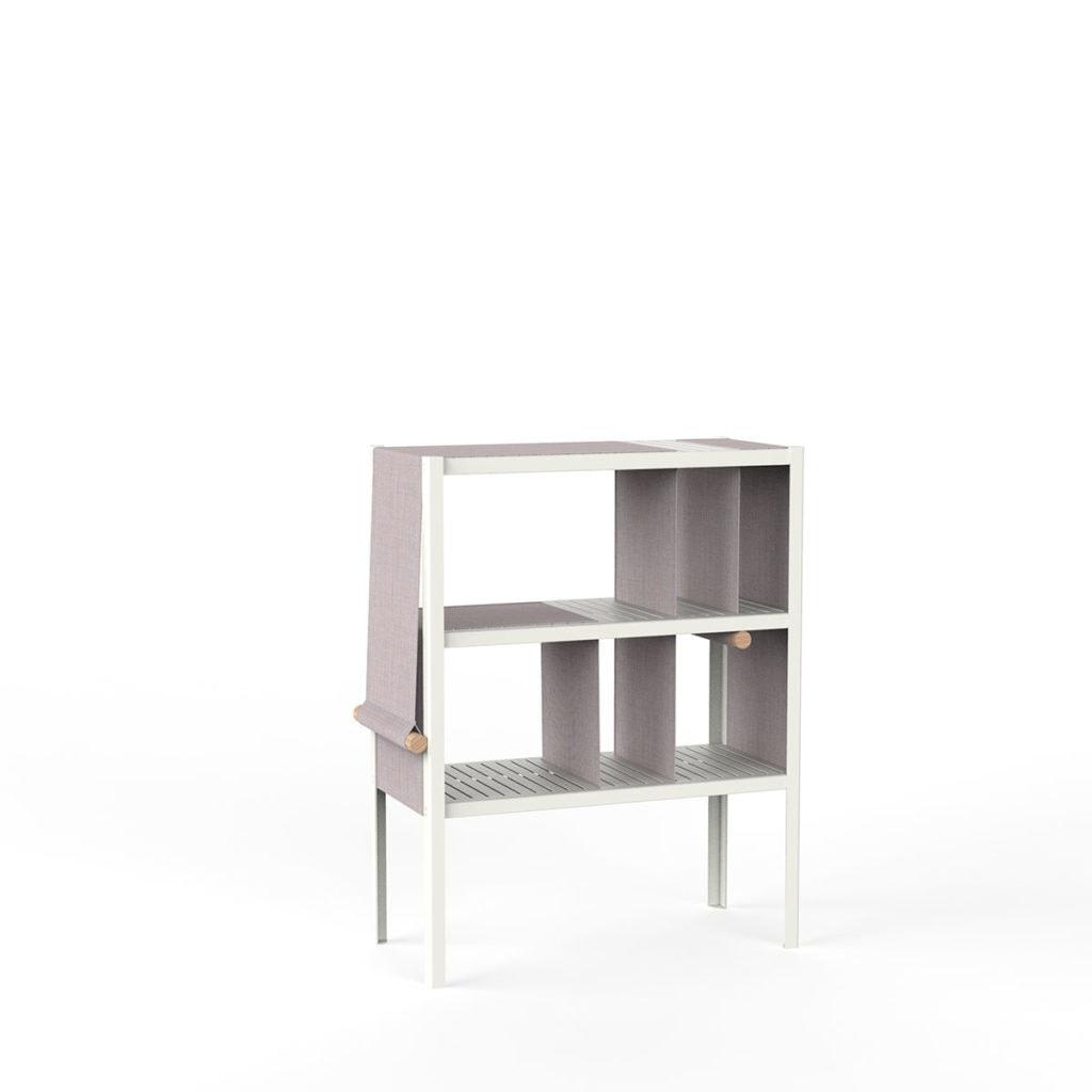 dressed cabinets ral9002 kvadrat716 laag doek3
