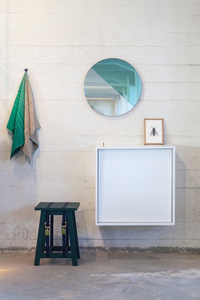 vij5 tumble moonrise mirror strap stool twotowel epaulette @ object rotterdam 2019 image by vij5 img 1793