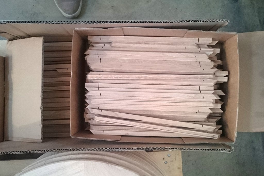 wooden parts 1