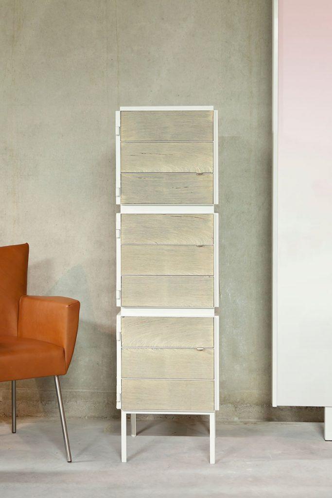 framed cabinet bij design on stock event styling door bregje nix en marjolein vonk foto door vij5