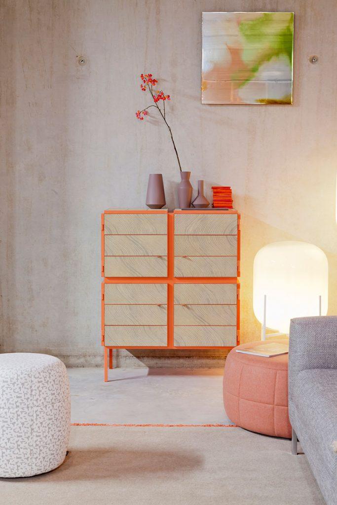 framed kast bij design on stock event styling door bregje nix en marjolein vonk foto door vij5