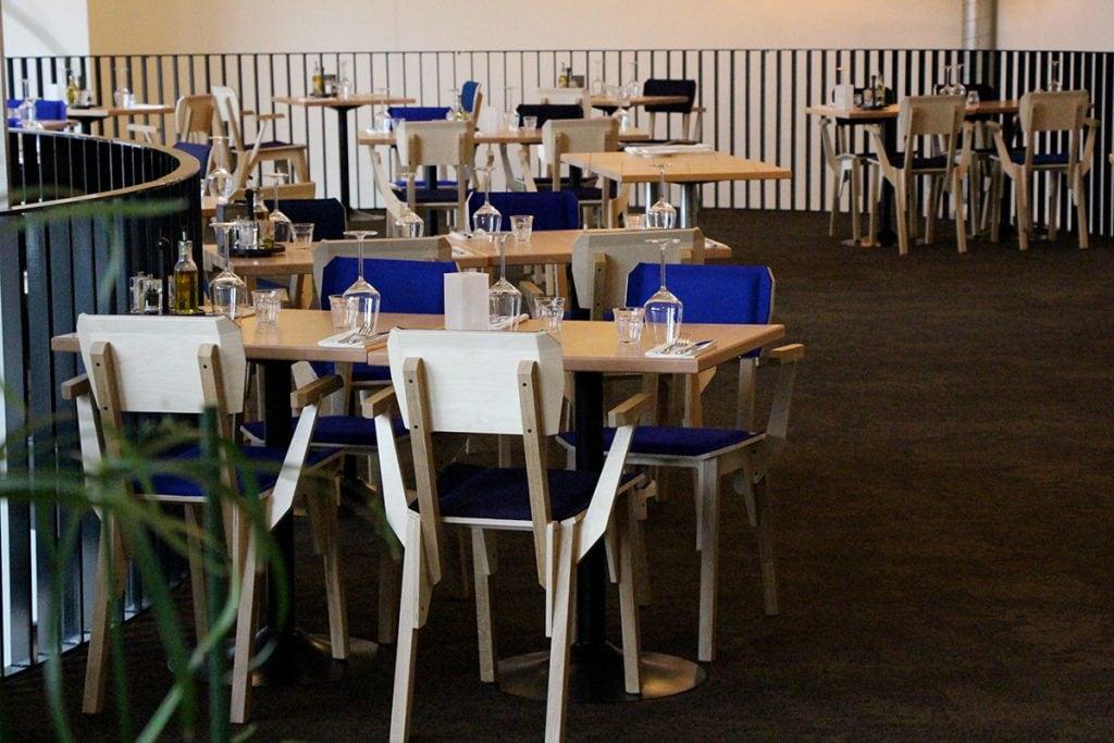 s chair door jeroen wand in restaurant natlab eindhoven foto door jeroen wand